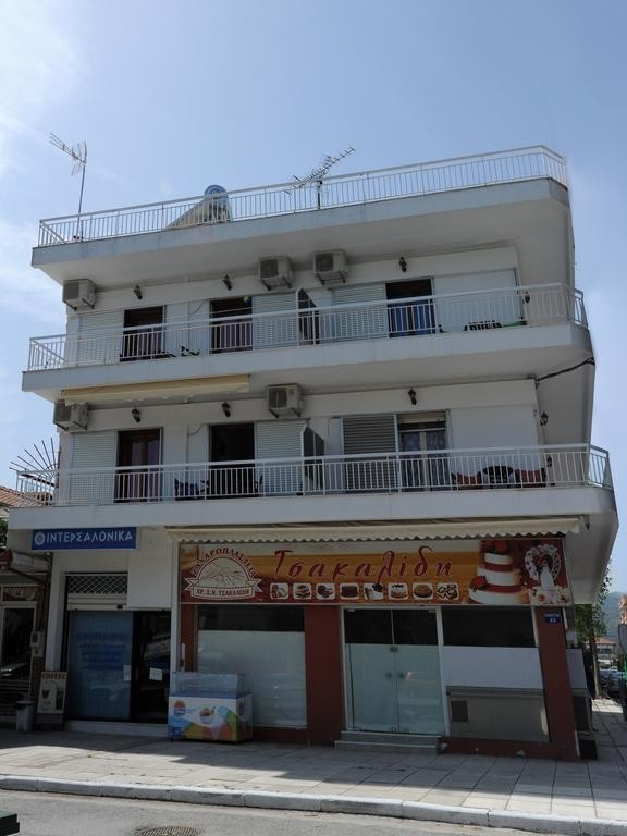 Apartmani Stamatia Asprovalta letovanje grčka smeštaj