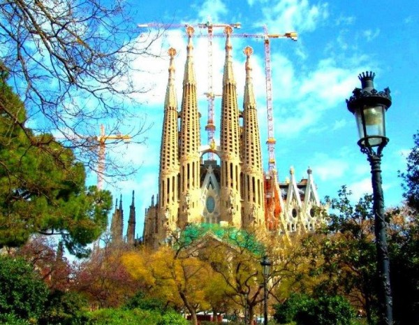 Španija Barselona novogodišnje putovanje bus ponude