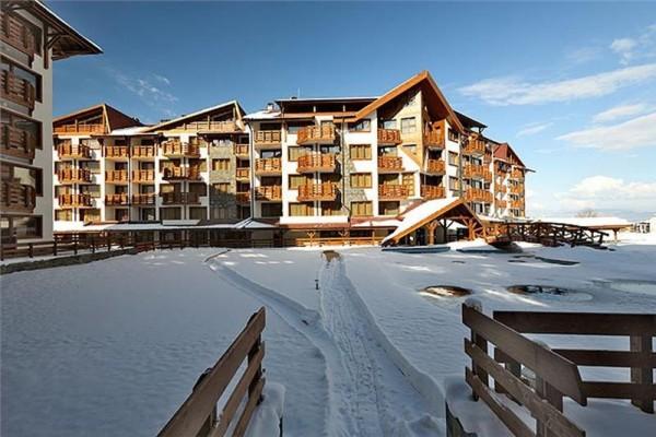 HOTEL BELVEDERE HOLIDAY CLUB BANSKO BUGARSKA SKIJANJE DREAMLAND