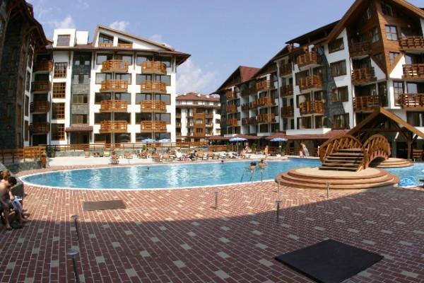 bansko hoteli sa bazenom skijanje cene