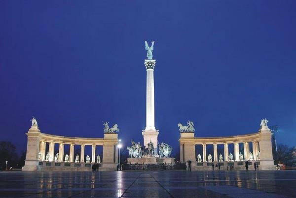 Budimpešta doček Nove godine ponuda cena putovanje