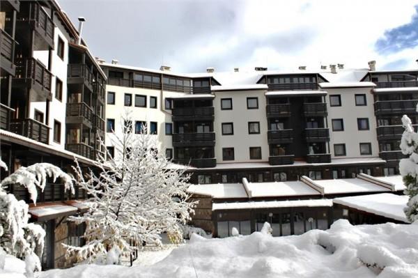 APART HOTEL CASA CARINA BANSKO BUGARSKA SKIJANJE DREAMLAND
