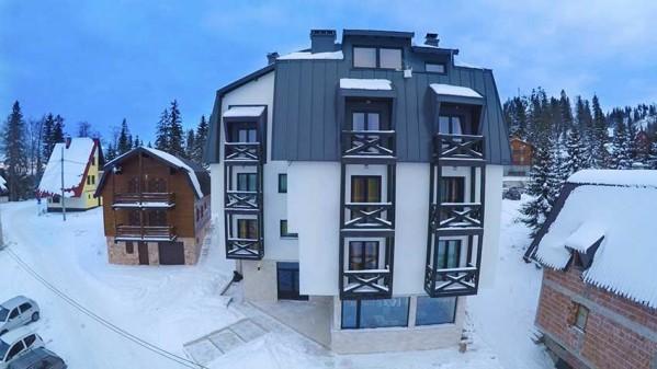 Hotel Vila Bella Jahorina skijanje zimovanje smestaj ponude