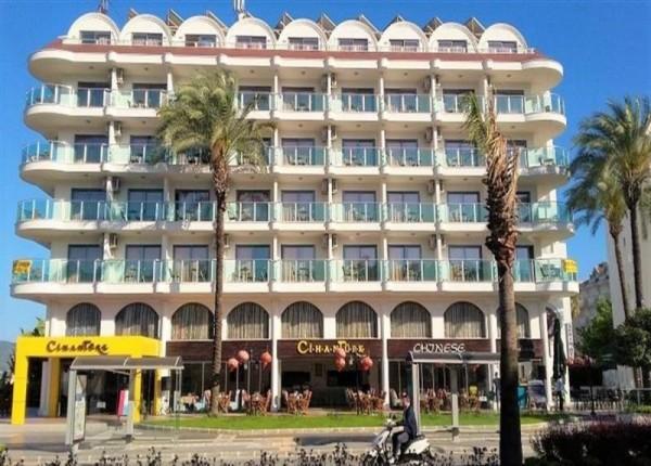 CIHANTURK-HOTEL Marmaris Turska letovanje more avionom povoljno cena leto 2019