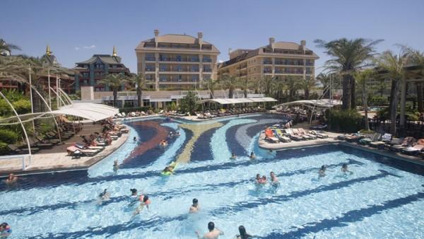 TURSKA BELEK LETO CENE PONUDA AVIONOM HOTEL CRYSTAL FAMILY RESORT