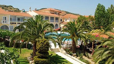 Hotel Diana Palace 4* - Argasi / Zakintos - Grčka avionom
