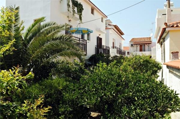 Dimitris Apartmani Samos Bašta