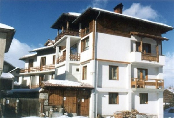 HOTEL DURCHOVA HOUSE BANSKO BUGARSKA SKIJANJE DREAMLAND