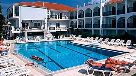 Hotel Eleana 3* - Argasi - Zakintos - Grčka leto