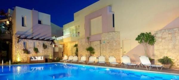 Aparthotel Elotis Suites 4* - Agia Marina / Hanja / Krit - Grčka leto