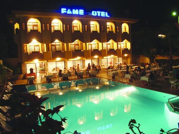 TURSKA KEMER HOTELI AVIONOM LETO HOTEL FAME