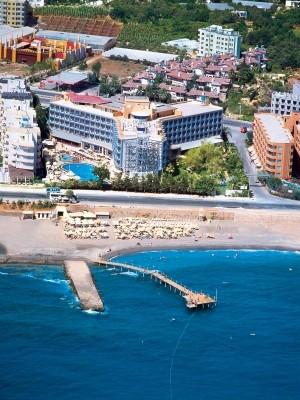 HOTEL GRAND KAPTAN Turska Alanja leto letovanje hoteli cene avionom aranžmani