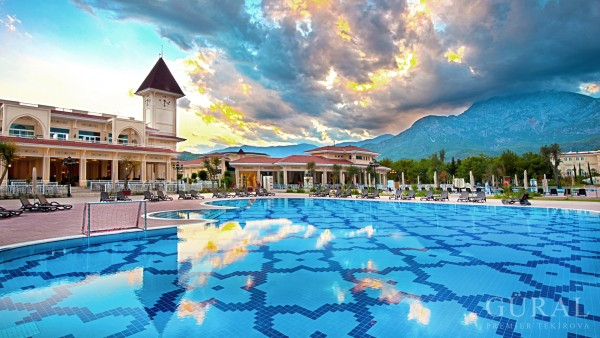 KEMER TURSKA AVIONOM LETO HOTELI AKVA PARK