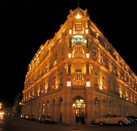 putovanje Kuba leto Hotel Plaza Havana Kuba