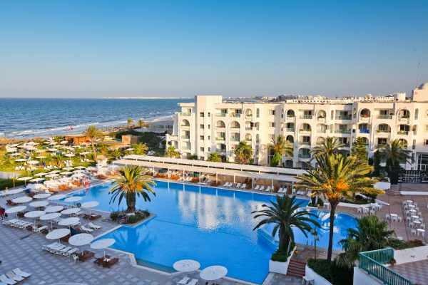 HOTEL EL MOURADI MAHDIA TUNIS CENE PONUDE ARANZMANI