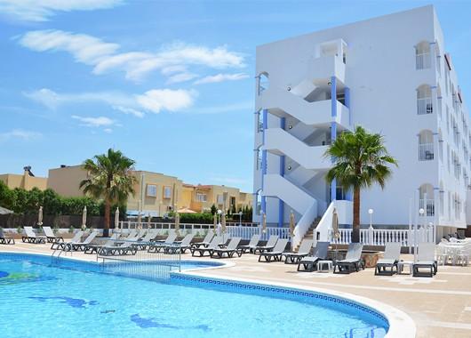 Letovanje Španija cene hotela na Ibici avionom last minute