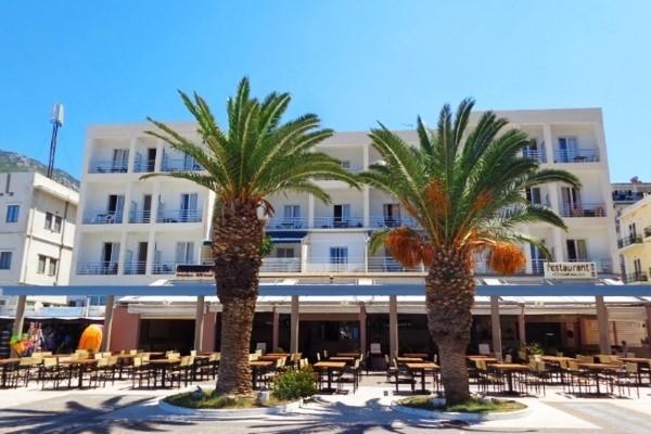 Hotel Achilion Lutraki peloponez Korint Grčka paket aranžman letovanje