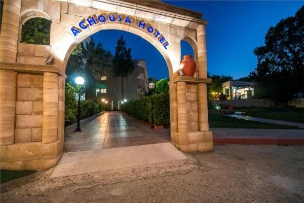 Hotel Achousa Faliraki Rodos Grcka Dream Land