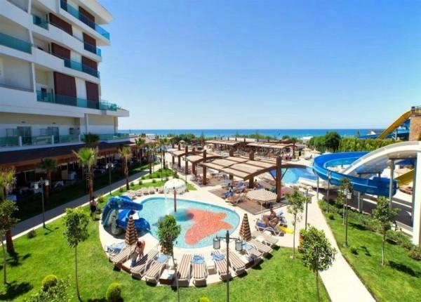 HOTEL ADALYA OCEAN DELUXE SIDE TURSKA SLIKE