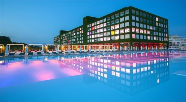 HOTEL ADAM & EVE TURSKA BELEK LUX HOTELI 5*