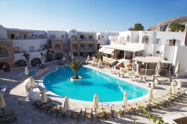 Grčka letovanje Santorini leto ponuda cene