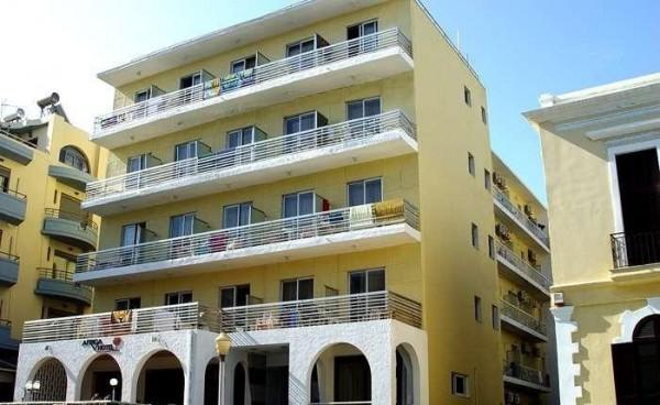 rodos grcka letovanje hoteli ponuda cene