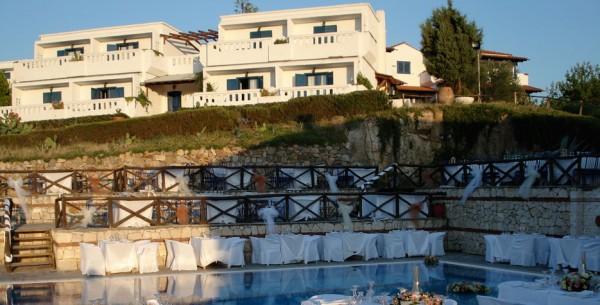 HOTEL AGIONISSI RESORT AMULJANI HOTELI PONUDA LETO