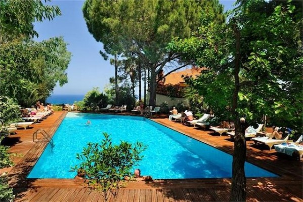 Hotel Alberi del Paradiso Bazen