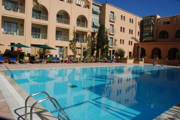 HOTEL ALHAMBRA THALASSO Jasmin Hamamet Tunis