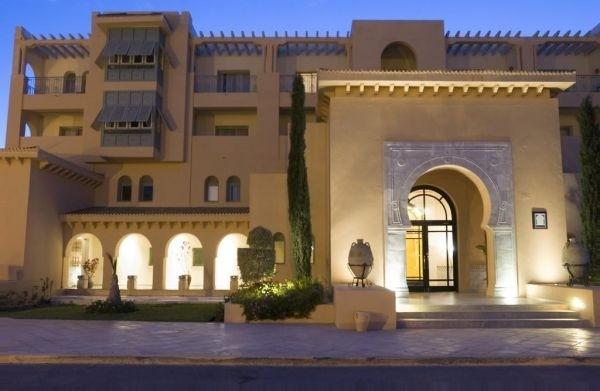 Hotel Alhambra Thalasso Jasmin Hammamet Tunis letovanje paket aranžman more mediteran čarter