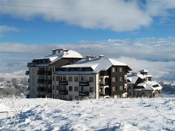 hotel all seaseon club bansko bugarska cena