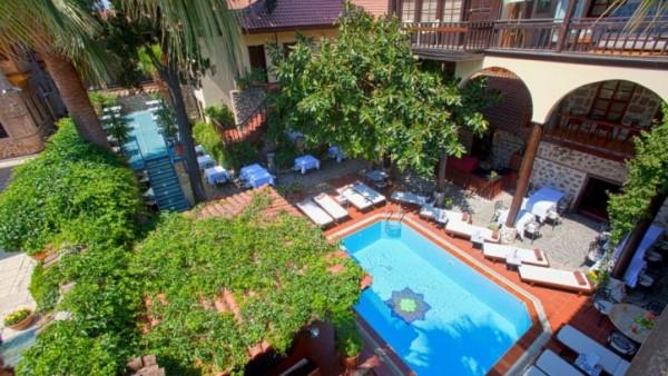 HOTEL ALP PASA BOTIQUE TURSKA ANTALIJA - LARA LETO 2016HOTELI TURSKA