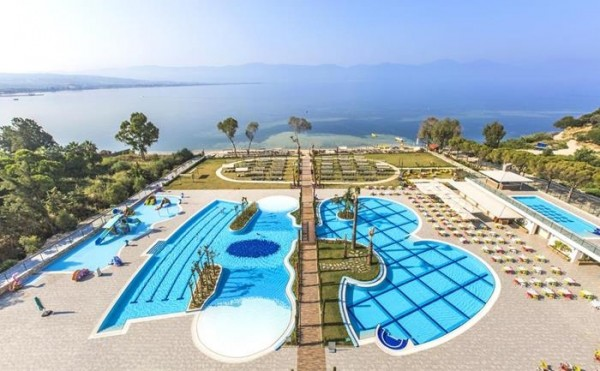 Hotel Amara Sealight elite Kušadasi Turska letovanje paket aranžman