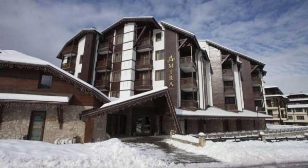 Hotel Amira Residence Bansko Bugarska skijanje zima zimovanje žičara ski pass planina sneg zimska sezona