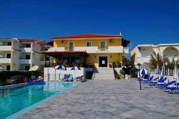 Hotel Andreolas Beach Resort - Laganas / Zakintos - Grčka avionom