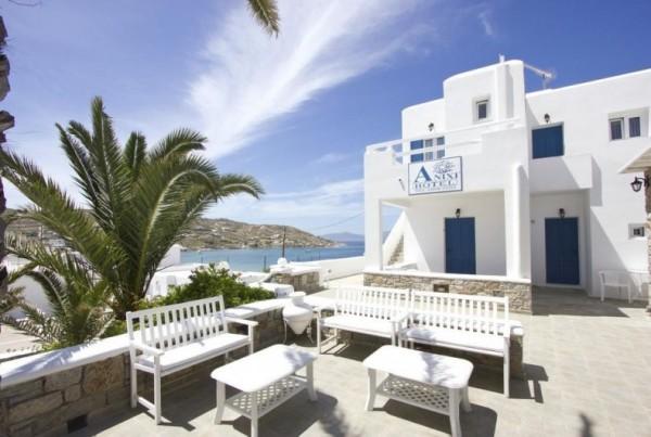 HOTEL ANIXI GRČKA HOTELI MIKONOS LETO CENA