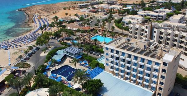 Hotel Anonymous beach more kipar aja napa letovanje cena paket aranžman