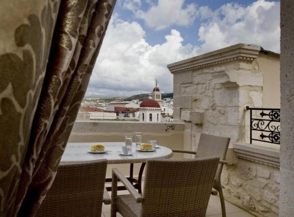 Hotel Antica Dimora Suites terasa