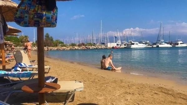 Hotel Apollon 3* Agios Nikolaos Plaža