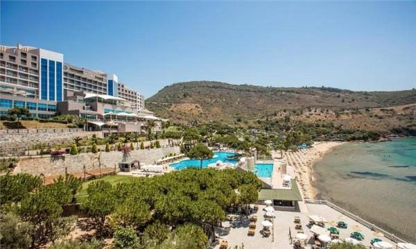Hotel Aria Claros Beach Kušadasi Letovanje Turska more paket aranžman