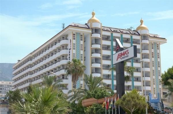 Hotel Armas Prestige alanja letovanje turska paket aranžman