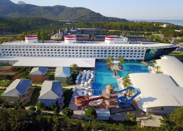 Hotel Armas transatlantik Spa Kemer letovanje turska smeštaj paket aranžman