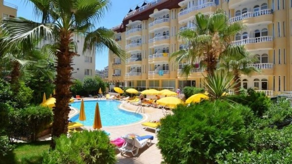 HOTEL ARTEMIS PRINCESS ALANJA TURSKA