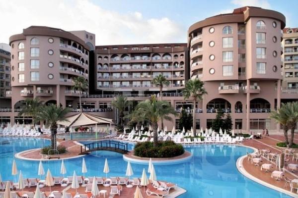 HOTEL ARYCANDA DELUXE ALANJA TURSKA