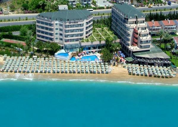 HOTEL Aska Just In Beach ALANJA TURSKA leto letovanje more paket aranžman povoljno