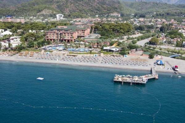 Hotel Asteria Kemer letovanje Turska smeštaj all inclusive paket aranžman