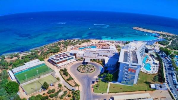hotel asterias beach aja napa kipar letovanje cena paket aranžman