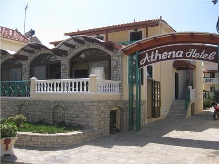 HOTEL ATHENA SAMOS GRČKA LETOVANJE HOTELI CENOVNIK