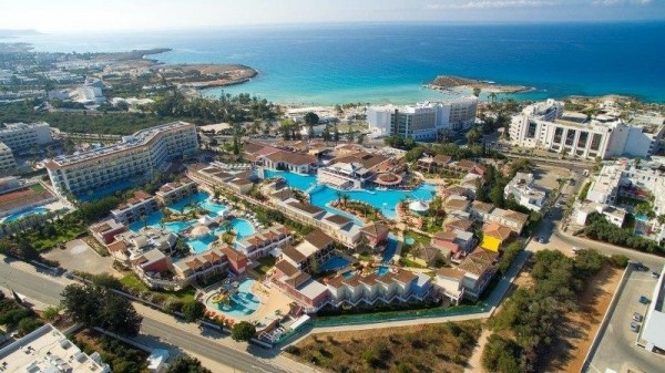 hotel atlantica aenas resort aja napa kipar more letovanje paket aranžman