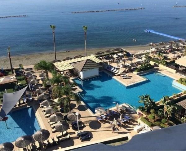 HOTEL ATLANTICA MIRAMARE BEACH Limasol Kipar